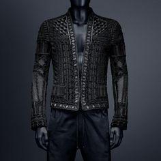 Kolekcja H&M x Balmain wyciekła do sieci! fot. instagramkswartz83