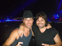 En el Show de Aerosmith en Barcelona