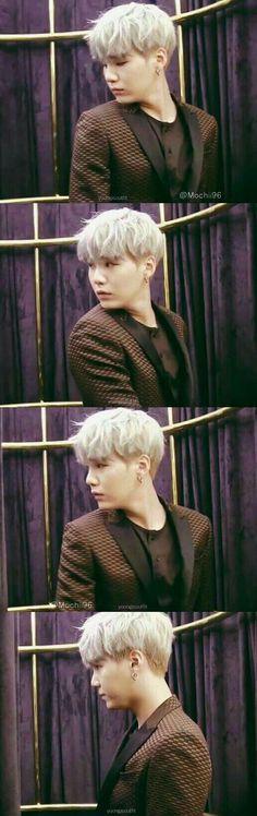 Yoongi is beautiful. I'm just now listening to his mixtape and its amazing Bts Suga, Min Yoongi Bts, Bts Bangtan Boy, Namjoon, Taehyung, Daegu, K Pop, Rapper, Agust D