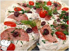 Caprese Salad, Cheesecake, Recipes, Food, Cheesecake Cake, Cheesecakes, Rezepte, Essen, Cheesecake Bars