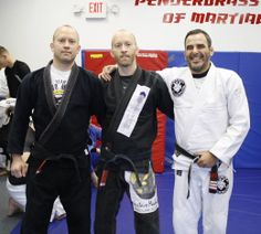 Congratulations to Guy and Rob for earning their first stripe on their black belts!