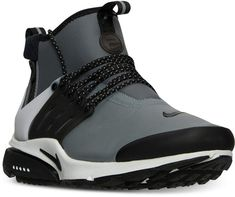a828b6309e Nike Men s Air Presto Utility Mid Running Sneakers from Finish Line Men -  Finish Line Athletic Shoes - Macy s