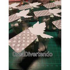 CreaDivertendo: Scatoline portaconfetti