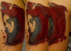 Little Red Riding Hood  1 session left!  https://www.facebook.com/pages/Mile-End-Tattoos.../151007674975184 #tattoo #art #wolf #girl #sasseville #mileendtattoos #ink