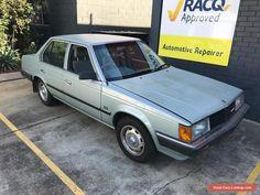 1985 Toyota Corona - One Owner - 140000km - Impeccable Condition - RWD #toyota #coronast141 #forsale #australia