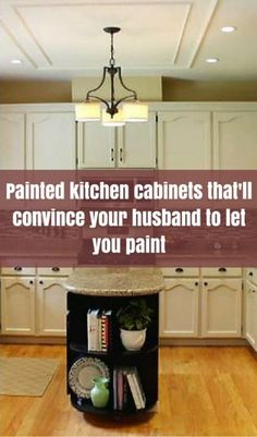 9 Updated Kitchens Painted Kitchen Cabinets That'll Convince Your Husband To Let You Paint
