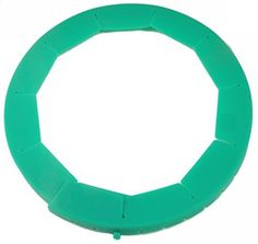 Silicone Pie Crust Shield Adjustable Pie Protector Green ** Visit the image link more details.
