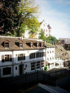 Vistas de Basilea