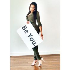 Tinashe for Be You. campaign