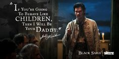 Black Sails - Jack Rackham