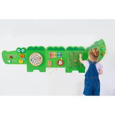 Crocodile Activity Wall
