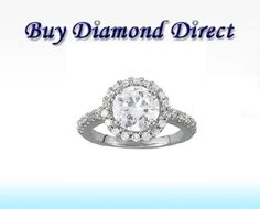 """Purchase this """"#ELEGANT #Diamond #RING"""" at best price from Buy Diamond Direct.  Shop online !! http://www.buydiamonddirect.com/detail.asp?product_id=VNT84062"""