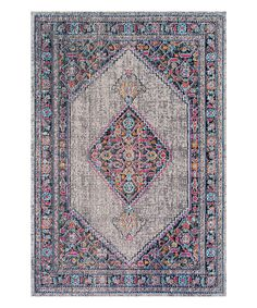 This Gray Juna Rug by nuLOOM is perfect! #zulilyfinds