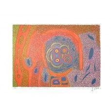 Japingka Waterhole by Jimmy Pike Indigenous Art, Aboriginal Art, Australian Artists, Art Gallery, Kids Rugs, Fine Art, Contemporary, Artwork, Art Museum