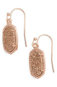Kendra Scott 'Lee' Small Drop Earrings available at #Nordstrom