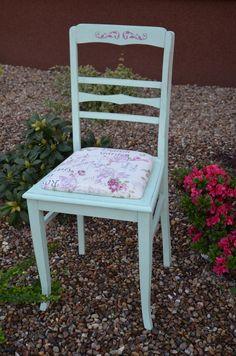 odnowione krzesło