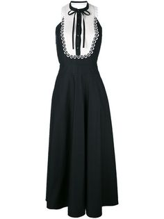 Temperley London Vestido midi 'Fountain'