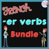 Mme R's French Resources Teaching Resources | Teachers Pay Teachers Study French, Learn French, French Articles, French Resources, Verb Words, French Numbers, Verb Conjugation, Reading Comprehension Activities, Writing Exercises