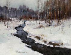 Савченко Алексей. ручей