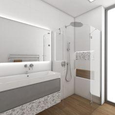 Trendy Ideas for flooring porcelain wood bath Best Flooring, Diy Flooring, Bedroom Flooring, Dark Kitchen Cabinets, Grey Cabinets, Porcelain Wood Tile, Tile Stairs, Wood Bath, Vinyl Tiles