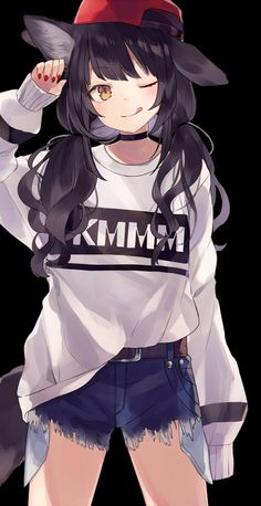 friends iu em đi hứa sẽ ngoan~~ I promise you will be good ~~ Anime Girl Neko, Chica Gato Neko Anime, Anime Wolf Girl, Cool Anime Girl, Chica Anime Manga, Pretty Anime Girl, Cute Anime Pics, Beautiful Anime Girl, Cute Manga Girl