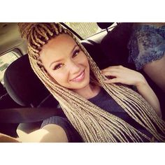 Shirin David and her amazing braids part 1