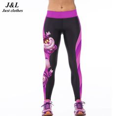 Item Type: Leggings Gender: Women Pattern Type: 3D Waist Type: Mid Fabric Type: Satin Material: Polyester,Spandex Length: Ankle-Length Thickness: Standard Model Number: Fitness leggings,1228 Color: 22 Styles Item: 3D Print Sports Leggings style: : Printed Fitness Leggings leggins: : Brand Womens Leggins,Women Yoga Pants, Sports Running Pants Design: : running pants,Gym Sports Legging,Fitness Pants,Workout Pants size Waist Width(cm) Hip Width(cm) Pant length(cm) 28 72 98 59 29 74 100 60 30 76…