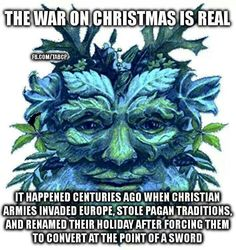 "The ""war"" on xmas"