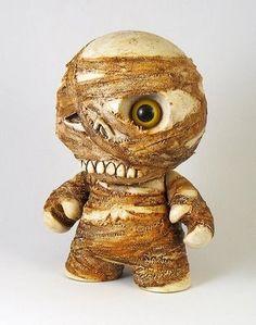 muñeco momia