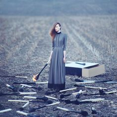 Magical Fashion Photography by Oleg Oprisco