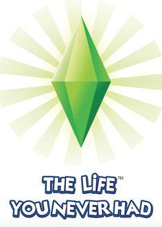 Suas horas em claro jogando The Sims homenageadas no novo pôster da Camila Lima. Uma vida para guardar ou exibir onde você quiser.