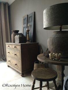 1000 images about stoer landelijk en sober wonen on pinterest interieur rustic style and - Landelijke chique lounge ...