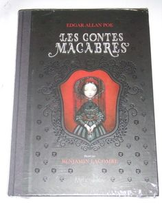 LES CONTES MACABRES by Edgar Allan Poe & L Lacombe luxurious ed. FRENCH 2010 NEW | eBay
