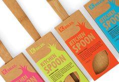Kitchen Spoon packaging