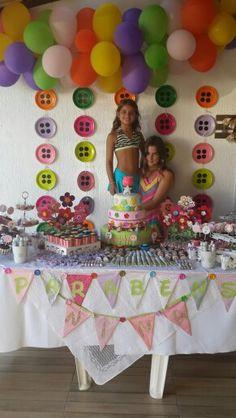 Festa da Nina_ Lalaloopsy