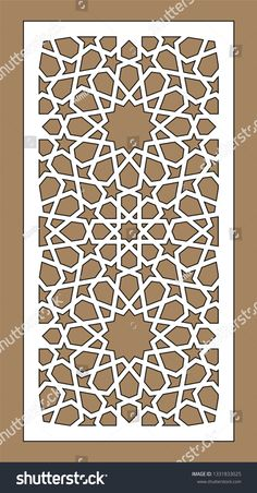 Find Arabesque Vector Panel Laser Cutting Template stock images in HD and millions of other royalty-free stock photos, illustrations and vectors in the Shutterstock collection. Laser Cut Screens, Laser Cut Panels, Islamic Art Pattern, Pattern Art, Pop False Ceiling Design, Dressing Table Design, Prayer Room, Geometric Designs, Arabesque