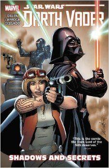 #StarWars: #DarthVader Vol. 2: Shadows and Secrets (Star Wars (Marvel)) Paperback – January 5, 2016 $13.40