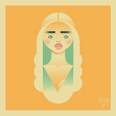 Game of Thrones Characters - Created byMaria Picassó i Piquer