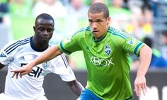 Groupon - Seattle Sounders FC Soccer Match and Souvenir Scarf (September 23 at 7 p.m.) in CenturyLink Field. Groupon deal price: $39