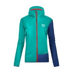 Ortovox Civetta Merino Hardshell Light Jacket 2.5L Women - aqua Light Jacket, Outdoor Gear, Nike Jacket, Hooded Jacket, Clothes, Shopping, Women, Aqua, Fashion