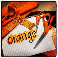 What's your favorite color to craft with? (Our is orange, but you could've guessed that!) #proudtobeacrafter http://instagr.am/p/Pz2Zd4JU__/