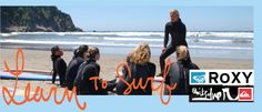 Oregon Surf Adventures, provides daily and group lessons.