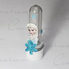 Tubete 10cm Frozen cenarium.arte@hotmail.com
