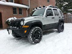 2006 Jeep Liberty | Gridiron 4x4 2006 Jeep Liberty 19022463