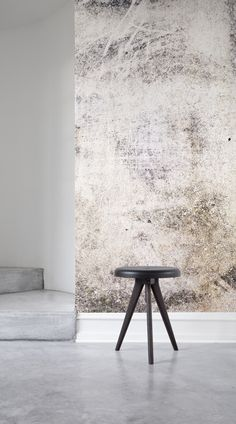 Rustic Render Wall Mural, custom made to suit your wall size. Custom design service and express delivery available.Install this Distressed Concrete Wallpaper into your space and create a rustic wall with hints of grunge. A unique design that will cre Bedroom Wallpaper Texture, Hallway Wallpaper, Rustic Wallpaper, Textured Wallpaper, Textured Walls, Wallpaper Murals, Industrial Wallpaper, Kitchen Wallpaper Accent Wall, Wallpaper Designs For Walls