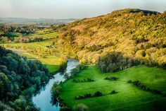 27 Reasons The Wye Valley Is The Most Picturesque Place In Britain Beauty Around The World, Around The Worlds, Oh The Places You'll Go, Cool Places To Visit, Forest Of Dean, Uk Holidays, The Mountains Are Calling, Great Vacations, John Muir