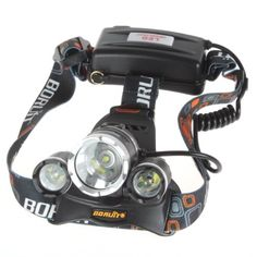 If you don't mind wearing a Headlamp on your head, it can become the solution to your lighting problems! | http://www.bestflashlight.net/p=193