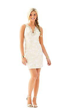 VALLI SHIFT DRESS $298
