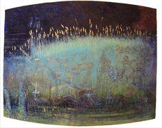 Another beautiful piece from Ernest Garhtwaite http://garthwaitefinearts.com/