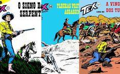 Tex Números 001 a 100